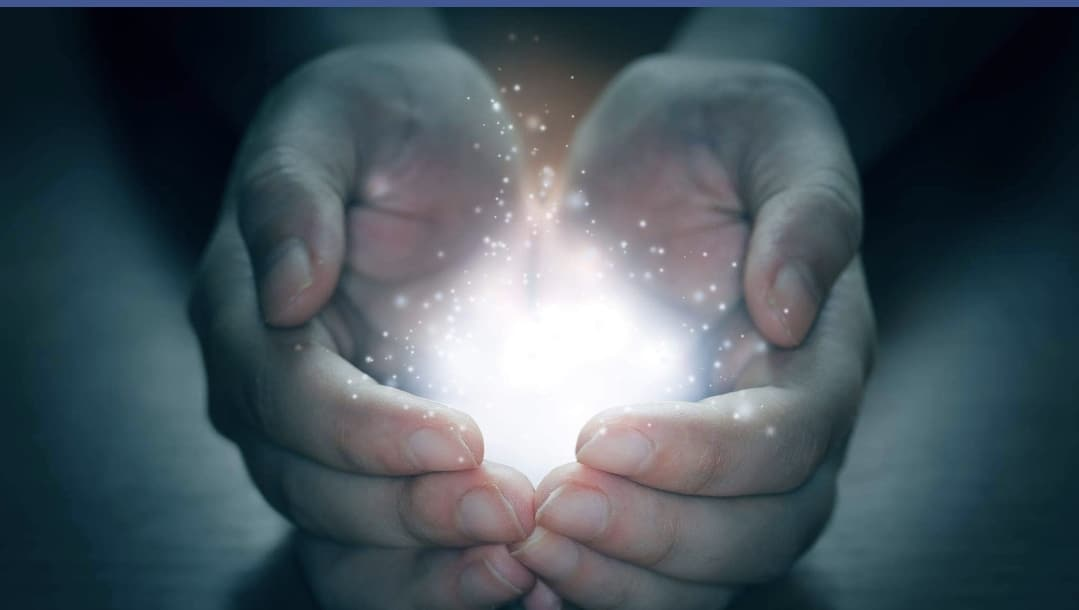Hands of light 1
